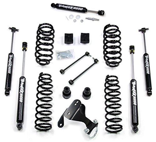 teraflex 2.5 lift kit with shocks