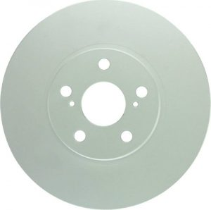 Bosch 50011343 QuietCast Disc Brake Rotor