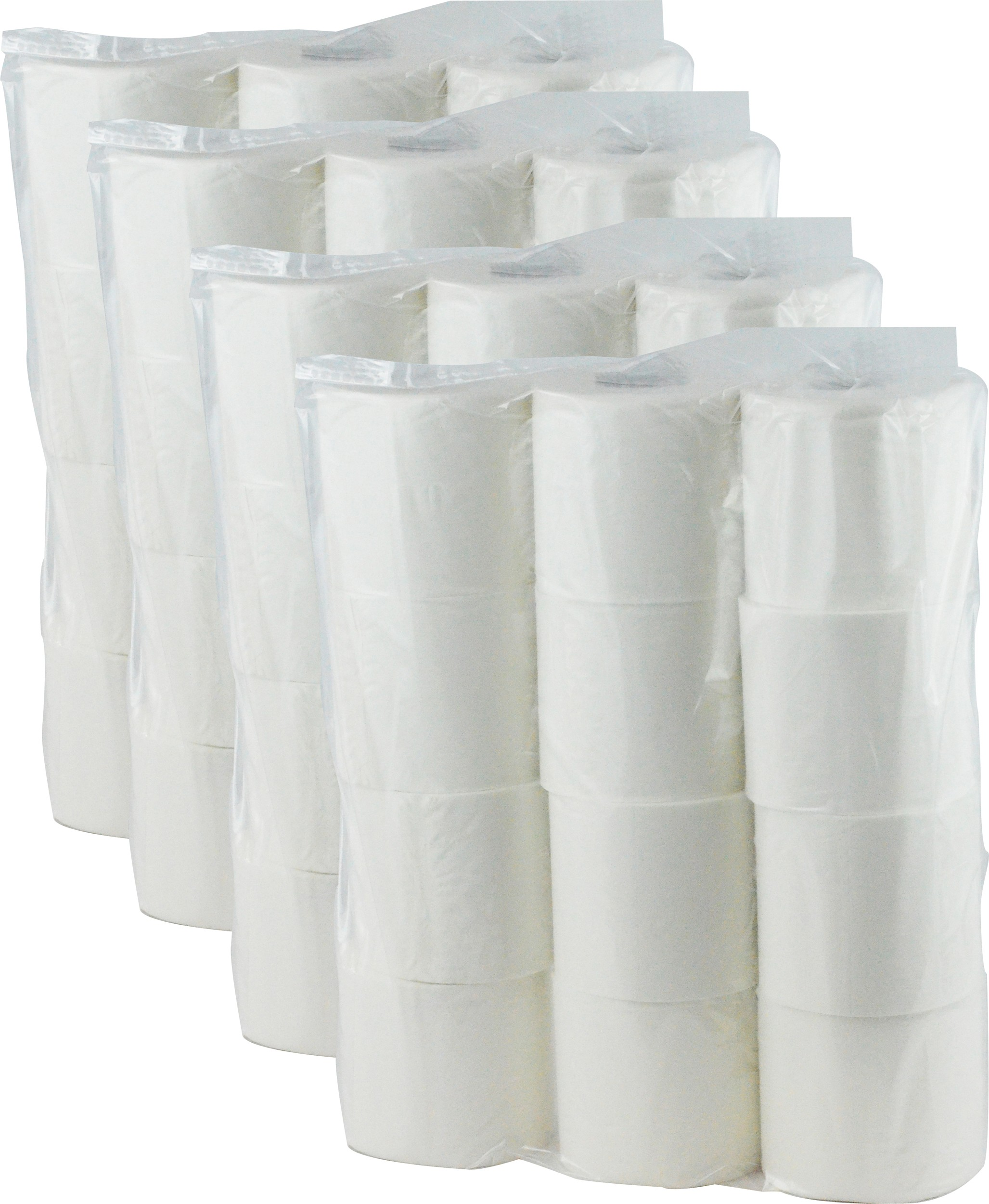 white 2-ply 450-sheets per roll bathroom tissue, professional bulk