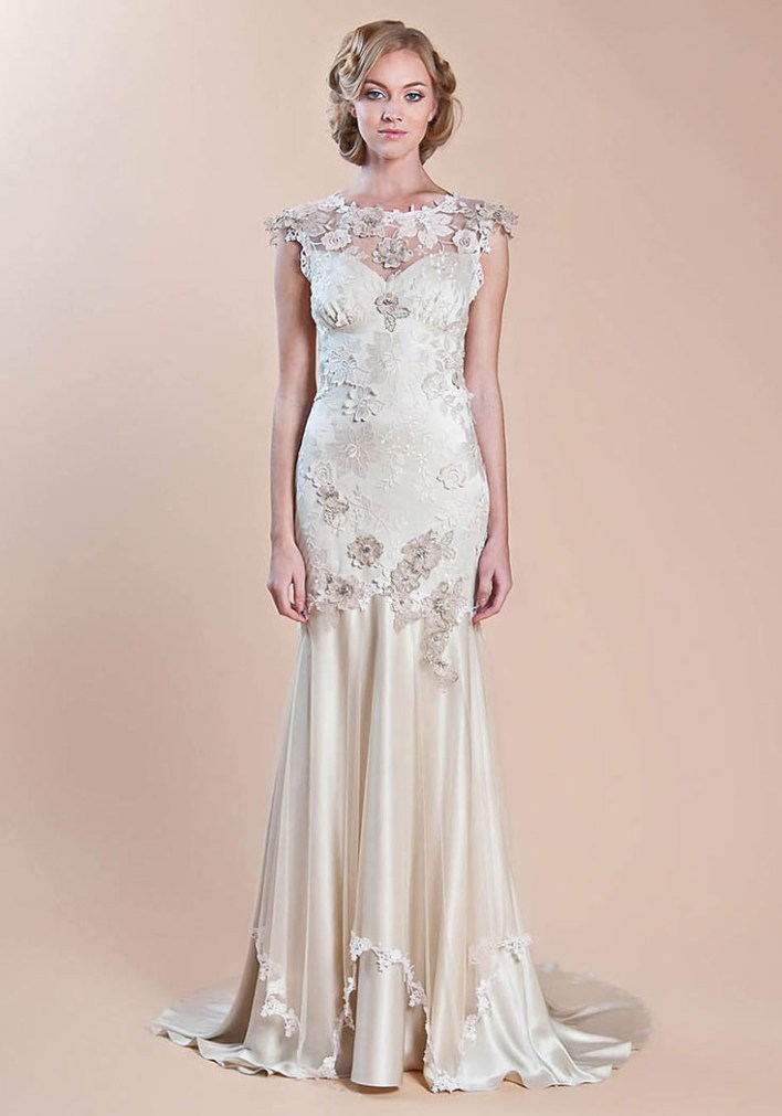 Viola by Claire Pettibone - Fairly Southern