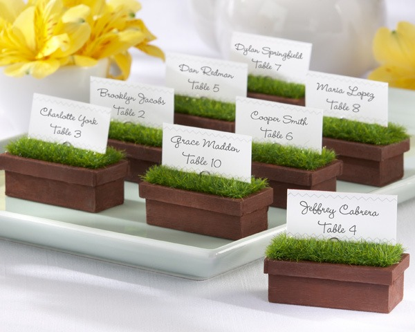 Window Planter Place Card Holder     Fairly Southern