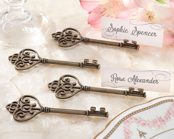 Key Place Card Holder    Fairly Southern