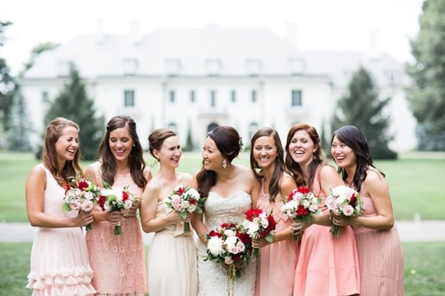 Internet Roundup: Bridesmaid Budget Guide, Money-Saving Wedding Tips, & the Perks of a Small Budget