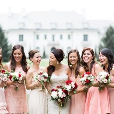 Internet Roundup: Bridesmaid Budget Guide, Money-Saving Wedding Tips, & the Perks of a Small Budget