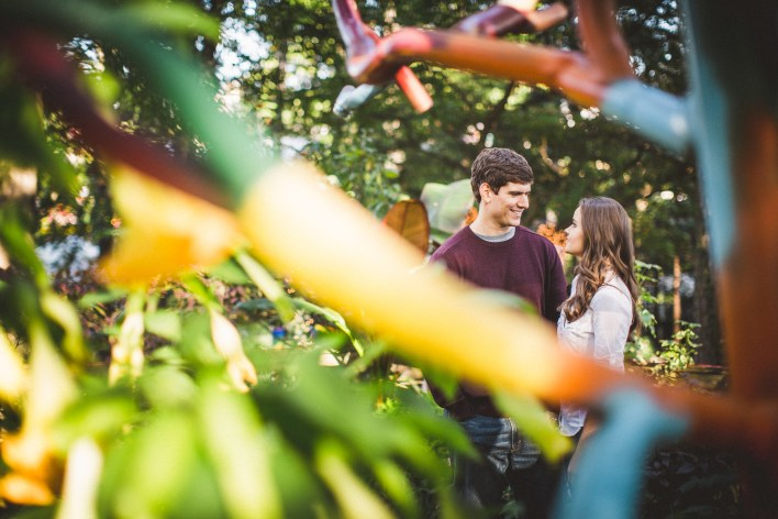 North Carolina State Fair Engagement Session - Fairly Southern