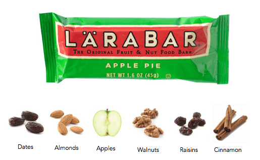 September Food Favorites: Larabars | Fairly Southern