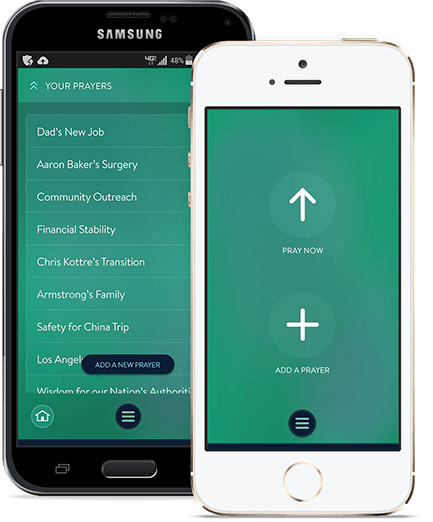 Prayer? There's an App for That! I love how the Echo prayer app helps me keep track of my prayer requests and remember to pray each day. | Fairly Southern
