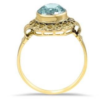 The Tai Ring by Brilliant Earth (beyond conflict-free, recycled metals)   Fairly Southern