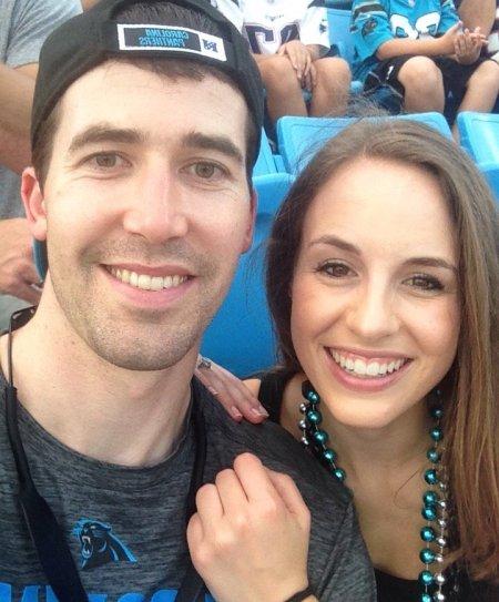Carolina Panthers Spirit | Fairly Southern