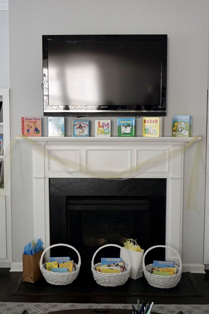 Book-Themed Baby Shower   Fairly Southern
