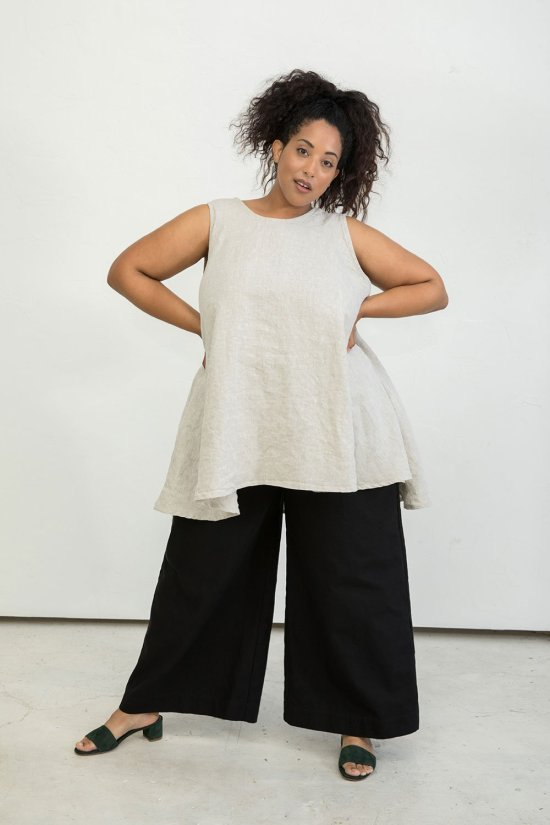 Elizabeth Suzann - Plus Size Ethical Fashion Shopping Guide | Fairly Southern