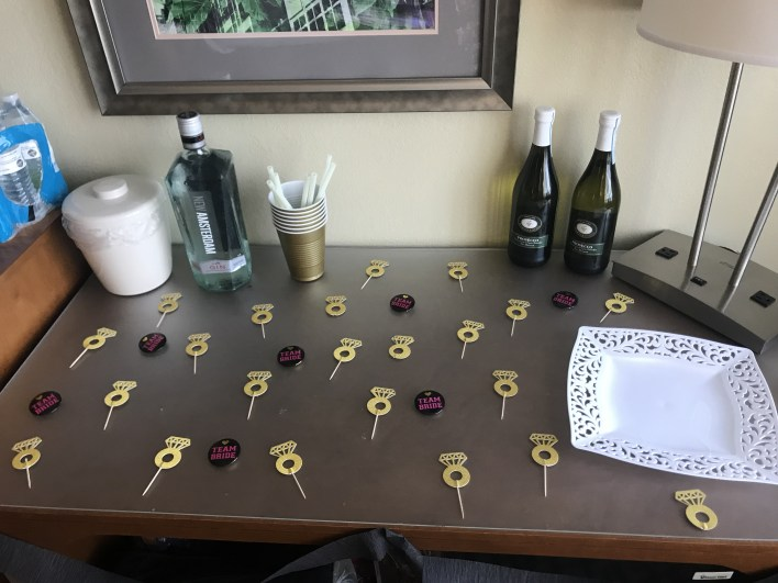 Bachelorette Party Decorations   Fairly Southern
