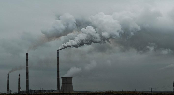 Airborne Gas Pollution from Factory - Why It's Important to be Eco-Friendly   Fairly Southern