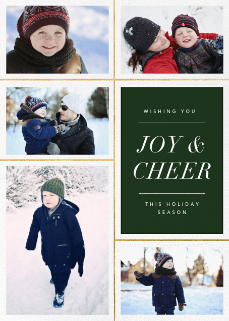 FREE Paperless Post electronic holiday/Christmas card   Fairly Southern