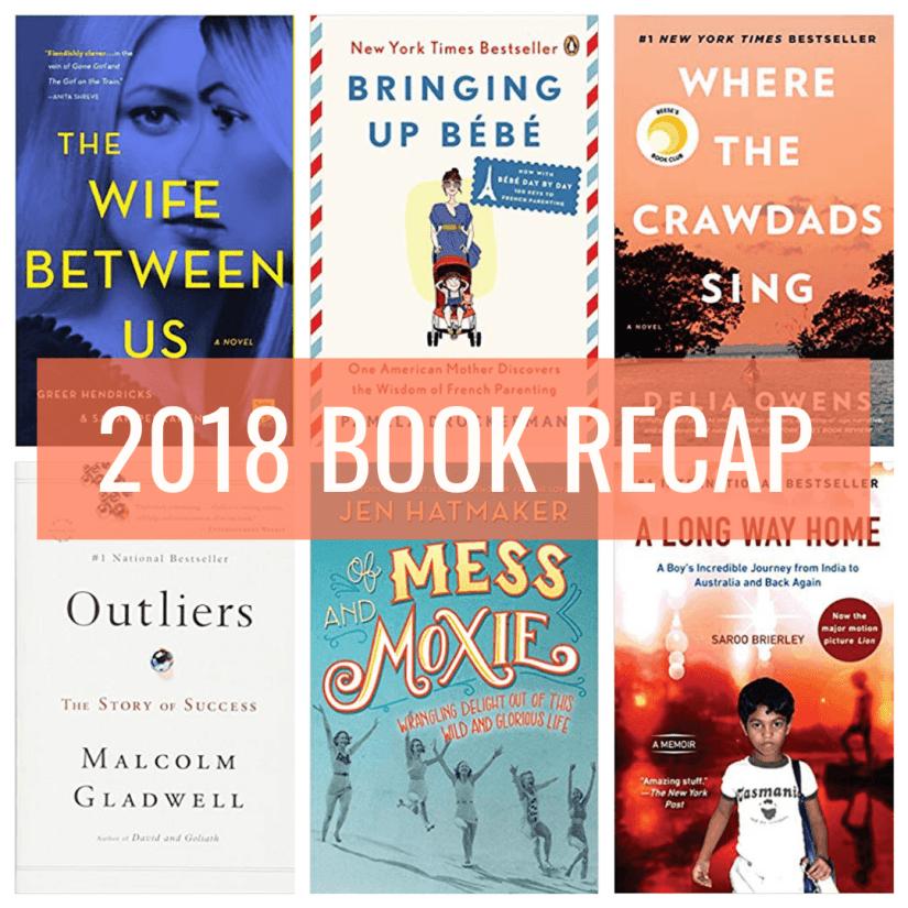 2018 Book Recap  |  Fairly Southern