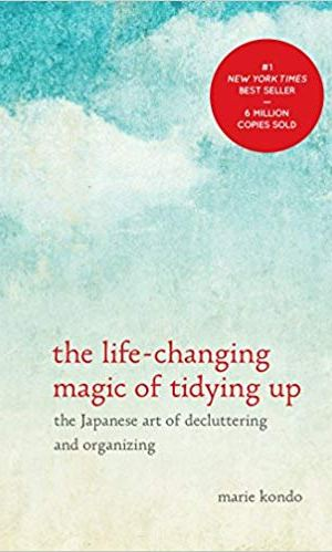 Book Review: The Life-Changing Magic of Tidying Up by Marie Kondo  |  Fairly Southern