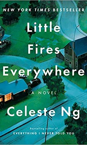 Book Review: Little Fires Everywhere by Celeste Ng |  Fairly Southern