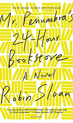 Book Review: Mr. Penumbra's 24-Hour Book Store |  Fairly Southern