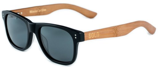 SOLO Eyewear sustainable bamboo sunglasses  |  9 Sustainable Travel Essentials  |  Fairly Southern