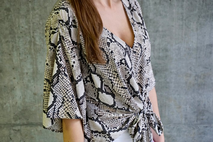 Snakeskin, Styled Two Ways   Ethical fashion using the latest spring fashion trend   Fairly Southern