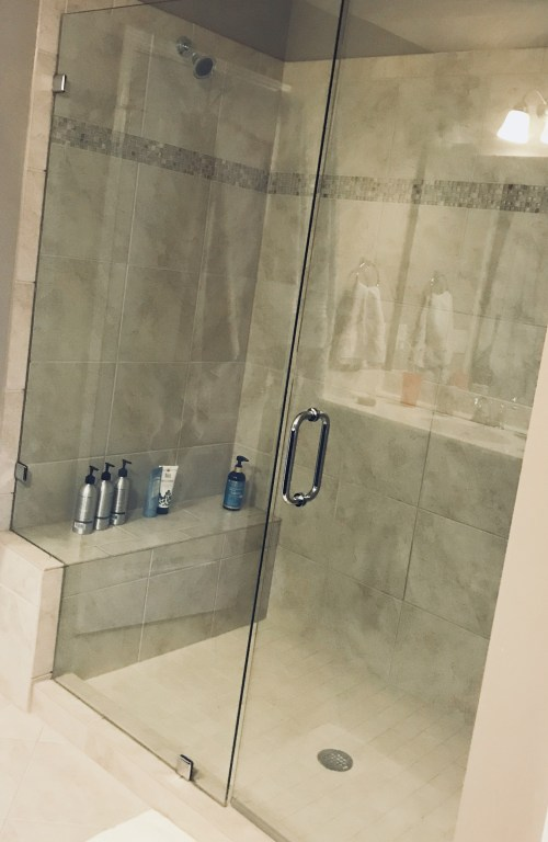 Shower Renovation  |  Fairly Southern