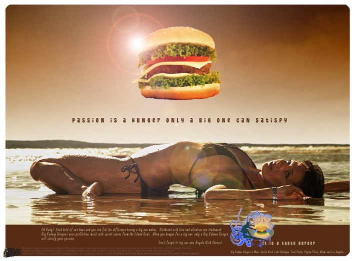 Big Kahuna Cheeseburger ad - I gave up meat for 7 weeks...here' s what I learned!  |  Fairly Southern
