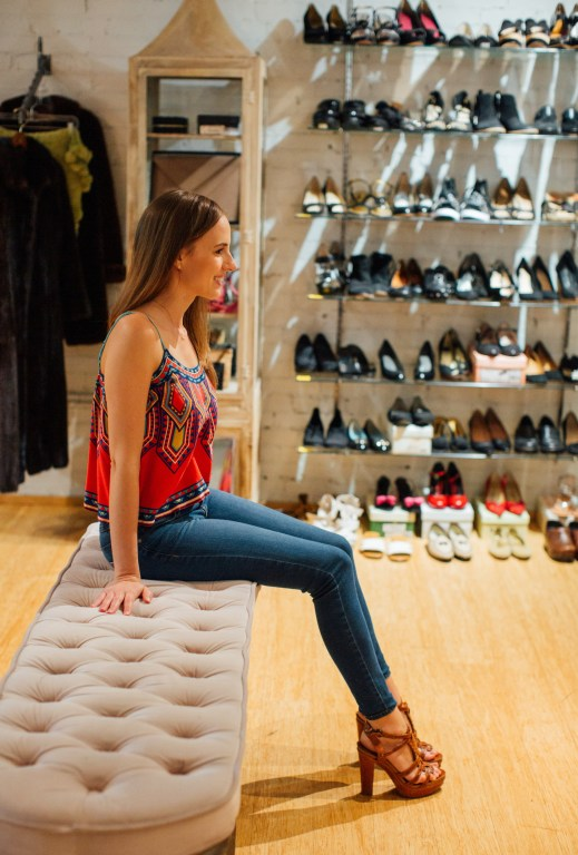 6 Tips for Consignment Clothes Shopping Success | Fairly Southern
