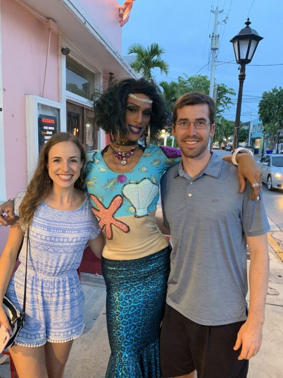 801 Bourbon Bar Drag Show Key West  |  Fairly Southern