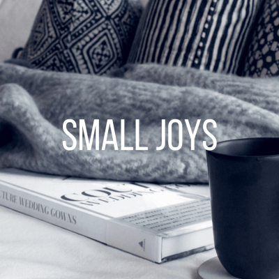 Small Joys: Volume 24