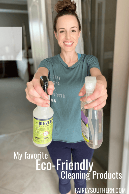 My Favorite Eco-Friendly Cleaning Products | Fairly Southern