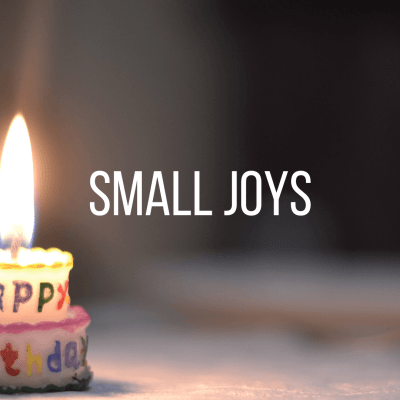 Small Joys: Volume 25