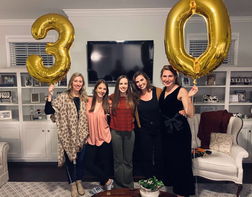 30th Birthday Party  |  Fairly Southern