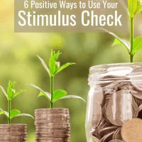 6 Positive Ways to Use Your Coronavirus Stimulus Check | Fairly Southern