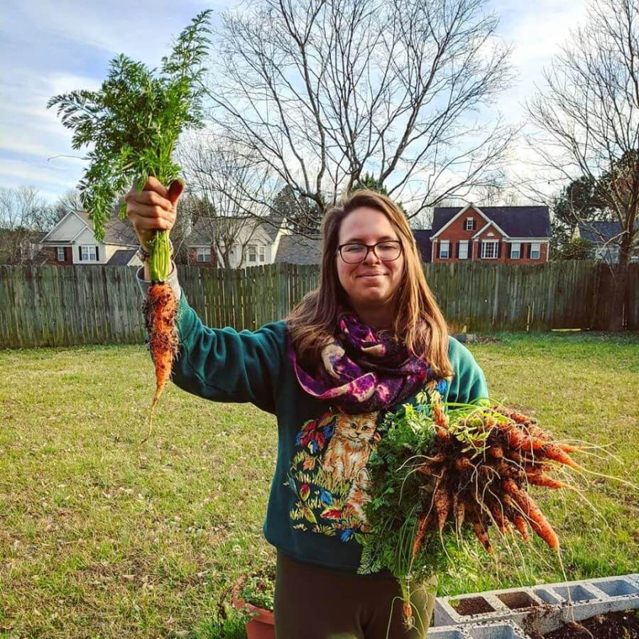 Southerner Spotlight: Urban Farming with Erin Hostetler of The Patio Farmer