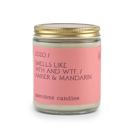 Anecdote Candles 2020 | Eco-Friendly Holiday Gift Guide | Fairly Southern