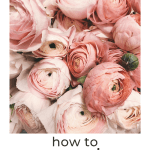 How to recycle your wedding flowers | Fairly Southern