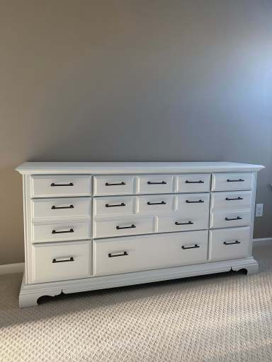 dresser before & after | Fairly Southern
