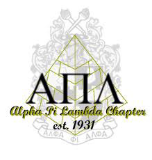 Alpha PiLambda Fraternity logo