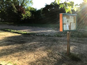 Member only dog park in Roxborough