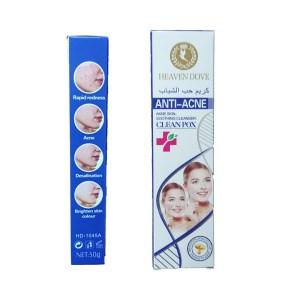 heaven dove anti acne