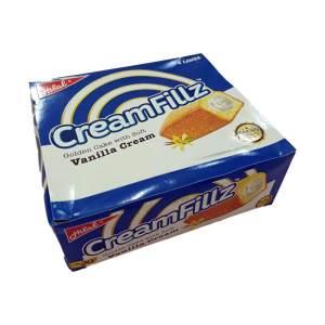 Hilal CreamFillz Vanila cream Cake