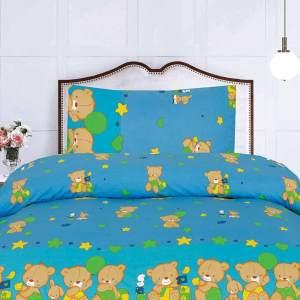 baby bear bed sheet