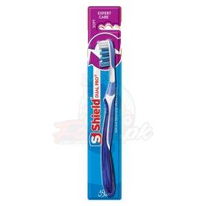 dual pro shield tooth brush