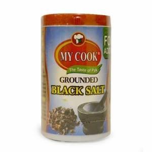 My Cook Grounded Black Salt