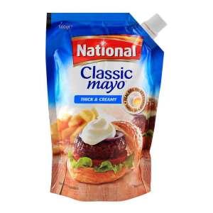 national classic mayo