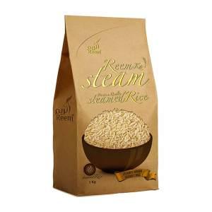 reem steam brown rice