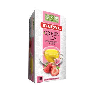 Tapal Green Tea Strawaberry Bliss