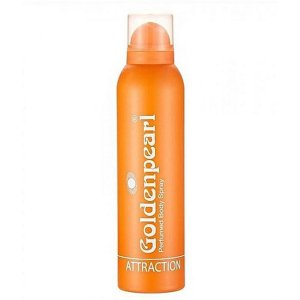 Golden Pearl Attracttion Body Spray