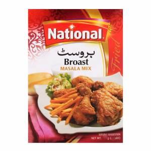 National Broast Recipe Mix