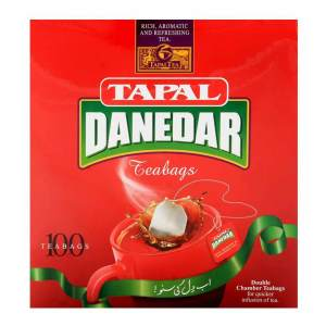 Tapal Danedar Tea 100 Tea Bags